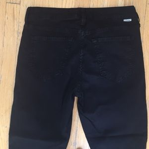 Denim - Black Mother jeans